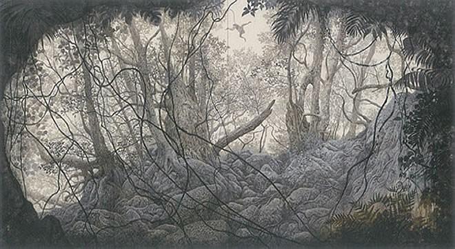「森の住人」同人 西田俊英